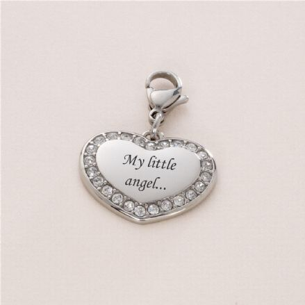 My Little Angel, Memorial Charm